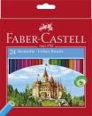Faber-Castell Buntstifte CASTLE 24 Farben
