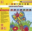 Eberhard Faber Buntstift 10er Etui Mini Kids Club