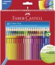 Faber-Castell Buntstift Colour GRIP 48 Farben