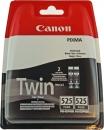 2x Original Canon Patronen PGI-525PGBK Schwarz