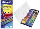 Pelikan Deckfarbkasten 735K/12, 12 Farben + 1 Deckweiß