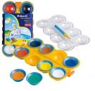 Pelikan Deckfarbkasten mini-friends® 755/8, mit 8 Farben + Pinsel