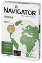Navigator Universal Papier A4, 80 g/qm, weiß, 500 Blatt