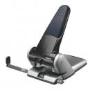 Leitz 5180 Registraturlocher bis A3, 6,5 mm, mit Anschlagschiene, schwarz