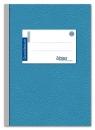 Geschäftsbuch A6 96 Blatt 70g/qm 8mm liniert