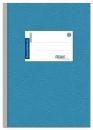 Geschäftsbuch A5 72 Blatt 70g/qm 9mm liniert