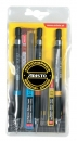 Aristo Feinminenstift 3er Set GEOCollege 0,35/0,5/0,7 mm, HB