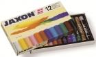 Pastell-Ölkreiden JAXON 47412 12er-Pappschachtel