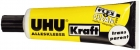 UHU ALLESKLEBER Kraft transparent FLEX+CLEAN 42 g