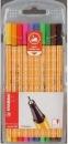 Stabilo Fineliner point 88® Etui, mit 10 Stiften