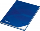 """Kladde / Notizbuch """"Business blau"""", kariert, DIN A4, 96 Blatt, 70 g/qm"""