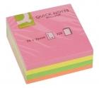 Q-Connect Haftnotiz-Würfel mit 320 Blatt