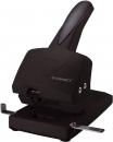 Extrastarker Registraturlocher - 63 Blatt, schwarz