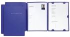 Pagna® Bewerbungsset SELECT, Inhalt: 3 blaue Bewerbungsmappen 22002