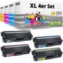 Alternativ Brother Set 4x Toner TN-426 Mehrfarbig
