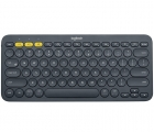 Logitech Multi-Device Tastatur K380 Bluetooth Schwarz