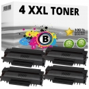 4x Alternativ Philips Toner PFA-822 Schwarz