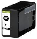 Alternativ Patronen Canon PGI-2500XL BK Schwarz