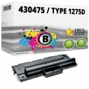 Alternativ Ricoh Toner 430475 / Type 1275D Schwarz