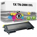 Alternativ Brother Toner TN-2000 XXXL Schwarz