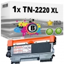 Alternativ Brother Toner TN-2220 XL Schwarz