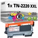 Alternativ Brother Toner TN-2220 XXL Schwarz