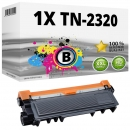 Alternativ Brother Toner TN-2320 Schwarz