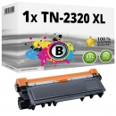 Alternativ Brother Toner TN-2320 XL Schwarz