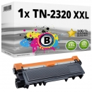 Alternativ Brother Toner TN-2320 XXL Schwarz
