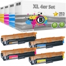 Alternativ Brother Toner 4er Set TN242BK+TN246C+TN246M+TN246Y