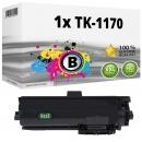 Alternativ Kyocera Toner TK-1170 / 1T02S50NL0 Schwarz