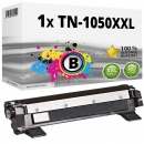 Alternativ Brother Toner TN-1050 XXXL Schwarz