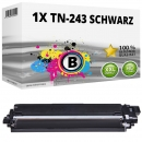 Alternativ Brother Toner TN-243 BK Schwarz