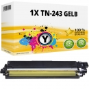 Alternativ Brother Toner TN-243 Y Gelb