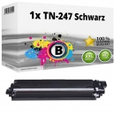 Alternativ Brother Toner TN-247 BK Schwarz
