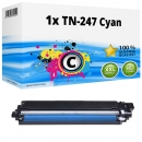 Alternativ Brother Toner TN-247 C Cyan
