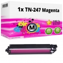 Alternativ Brother Toner TN-247 M Magenta