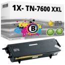 Alternativ Brother Toner TN-7600 XXL Schwarz