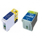 Alternativ Epson Patronen Set T007 T009 Mehrfarbig