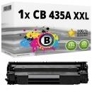 Alternativ HP Toner 35A CB435A XXL Schwarz