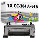 Alternativ HP Toner CC364A / 64A Schwarz
