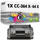 Alternativ HP Toner CC364X / 64X Schwarz