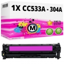 Alternativ HP Toner 304A CC533A Magenta