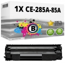 Alternativ HP 85A Toner CE285A Schwarz