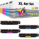 Alternativ HP Toner Set 126A CE310A CE311A CE312A CE313A