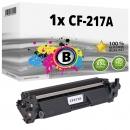 Alternativ HP Toner 17A / CF217A Schwarz