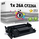 Alternativ HP Toner 26A CF226A Schwarz