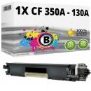 Alternativ HP Toner CF350A / 130A Schwarz