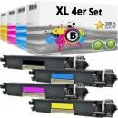 Alternativ HP Toner Set 130A CF350 CF351 CF352 CF353