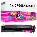 Alternativ Toner 203X CF543X Magenta